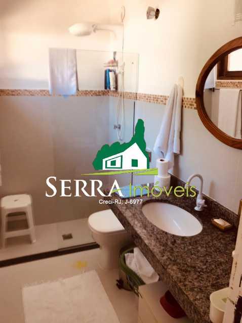 SERRA IMÓVEIS - Casa 3 quartos à venda Parque Silvestre, Guapimirim - SICA30043 - 11