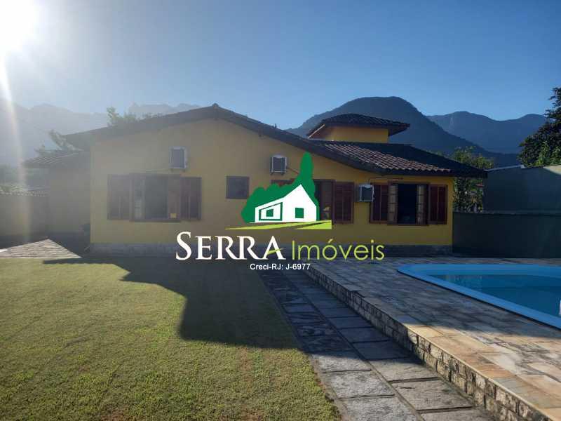 SERRA IMÓVEIS - Casa em Condomínio 5 quartos à venda Cotia, Guapimirim - R$ 800.000 - SICN50004 - 26