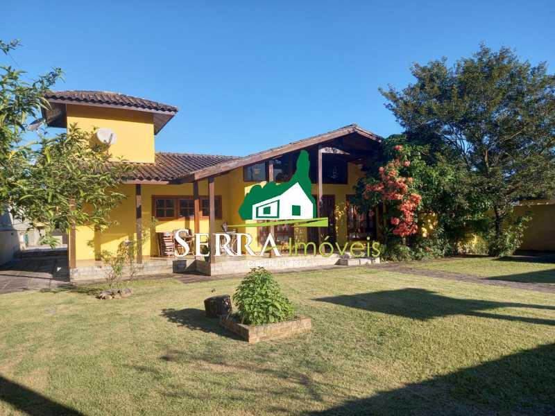 SERRA IMÓVEIS - Casa em Condomínio 5 quartos à venda Cotia, Guapimirim - R$ 800.000 - SICN50004 - 3