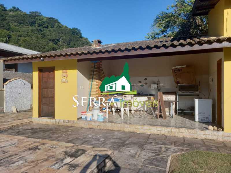 SERRA IMÓVEIS - Casa em Condomínio 5 quartos à venda Cotia, Guapimirim - R$ 800.000 - SICN50004 - 24