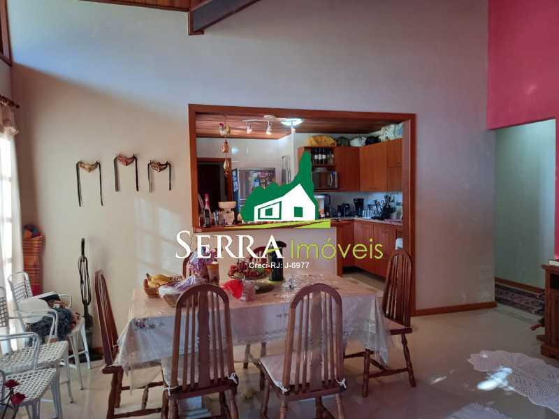 SERRA IMÓVEIS - Casa em Condomínio 5 quartos à venda Cotia, Guapimirim - R$ 800.000 - SICN50004 - 4