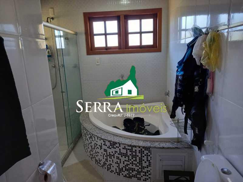 SERRA IMÓVEIS - Casa em Condomínio 5 quartos à venda Cotia, Guapimirim - R$ 800.000 - SICN50004 - 17