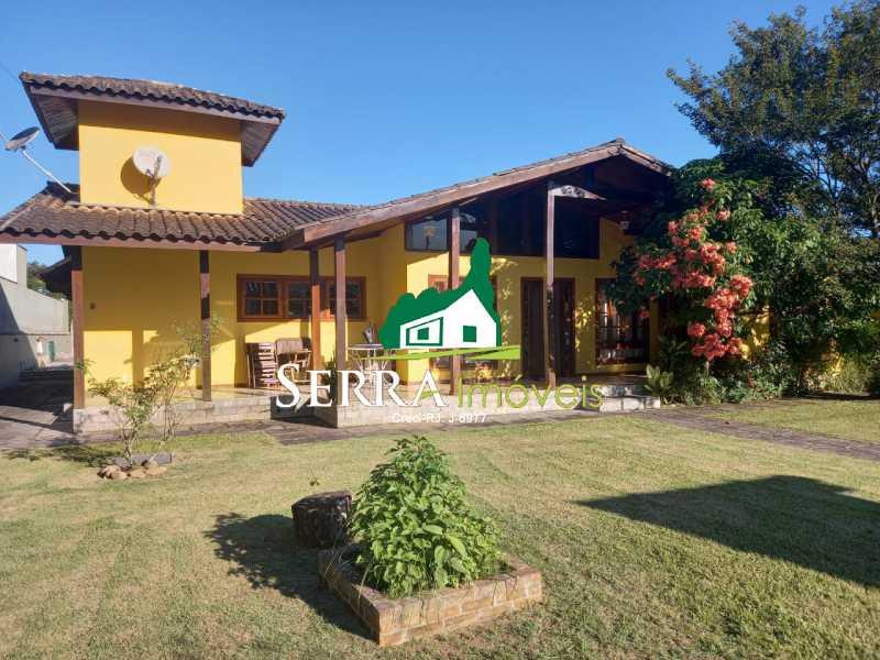 SERRA IMÓVEIS - Casa em Condomínio 5 quartos à venda Cotia, Guapimirim - R$ 800.000 - SICN50004 - 1