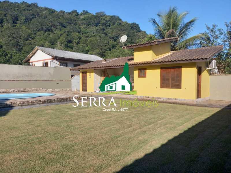 SERRA IMÓVEIS - Casa em Condomínio 5 quartos à venda Cotia, Guapimirim - R$ 800.000 - SICN50004 - 23