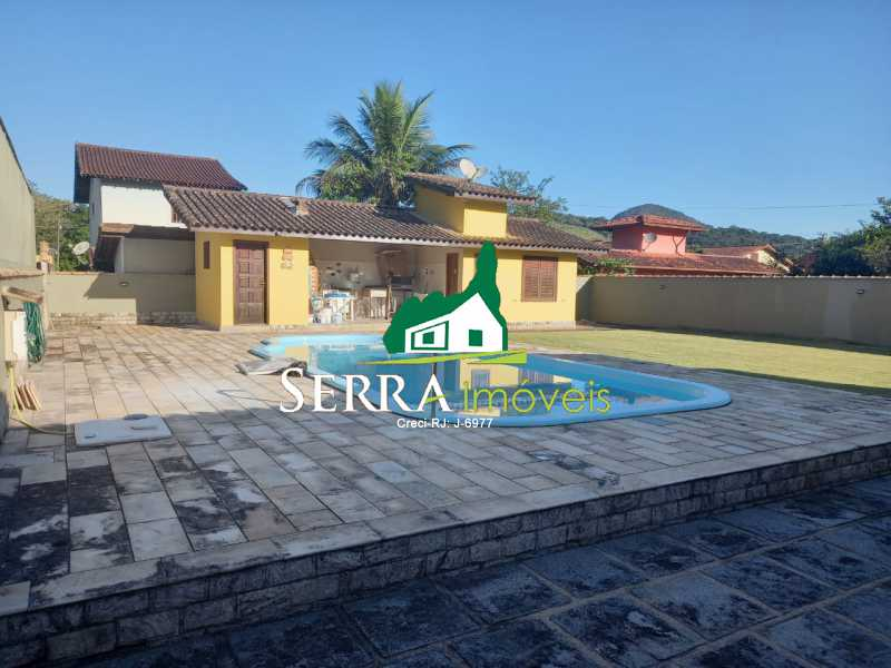 SERRA IMÓVEIS - Casa em Condomínio 5 quartos à venda Cotia, Guapimirim - R$ 800.000 - SICN50004 - 28