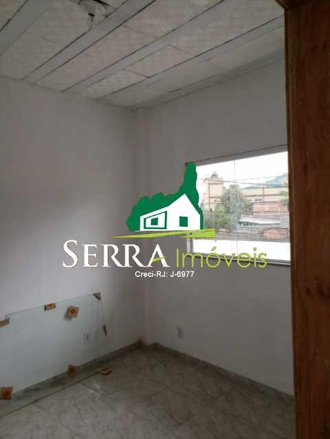 SERRA IMÓVEIS - Casa 1 quarto à venda Centro, Guapimirim - R$ 190.000 - SICA10001 - 6
