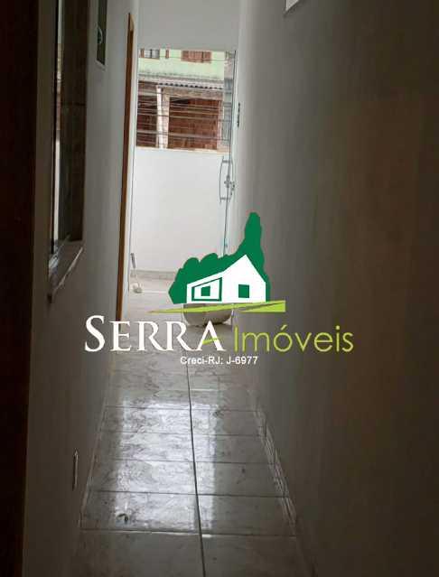 SERRA IMÓVEIS - Casa 1 quarto à venda Centro, Guapimirim - R$ 190.000 - SICA10001 - 7