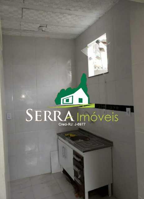 SERRA IMÓVEIS - Casa 1 quarto à venda Centro, Guapimirim - R$ 190.000 - SICA10001 - 4