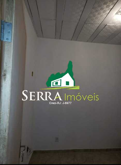 SERRA IMÓVEIS - Casa 1 quarto à venda Centro, Guapimirim - R$ 190.000 - SICA10001 - 8