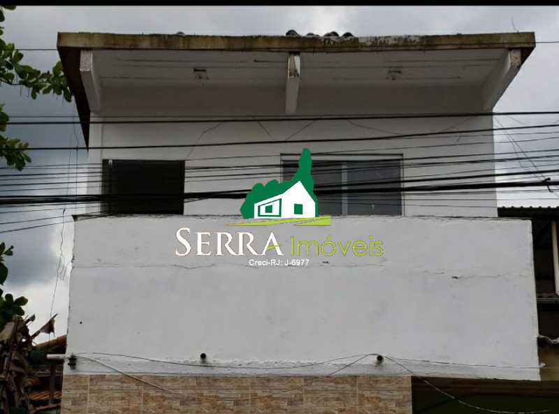 SERRA IMÓVEIS - Casa 1 quarto à venda Centro, Guapimirim - R$ 190.000 - SICA10001 - 3