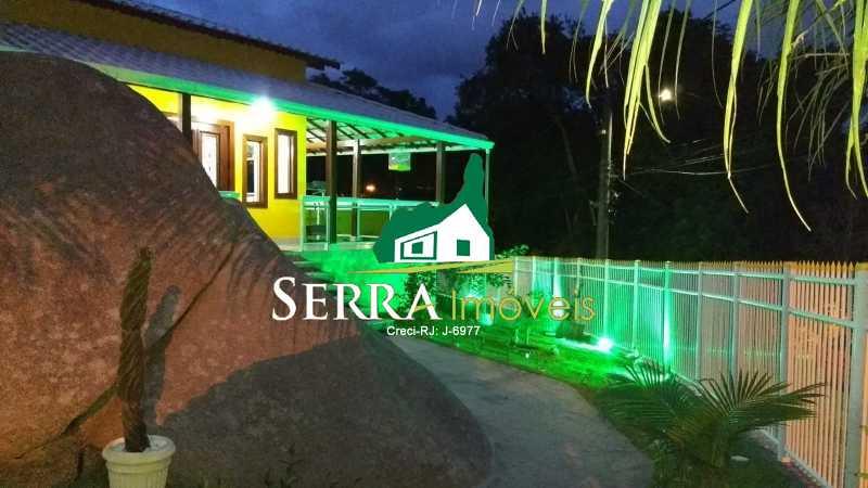 SERRA IMÓVEIS - Casa em Condomínio 3 quartos à venda Limoeiro, Guapimirim - R$ 610.000 - SICN30034 - 5