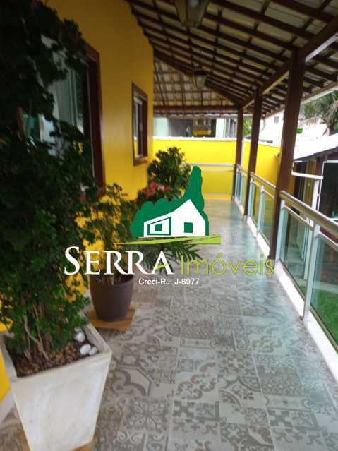 SERRA IMÓVEIS - Casa em Condomínio 3 quartos à venda Limoeiro, Guapimirim - R$ 610.000 - SICN30034 - 6
