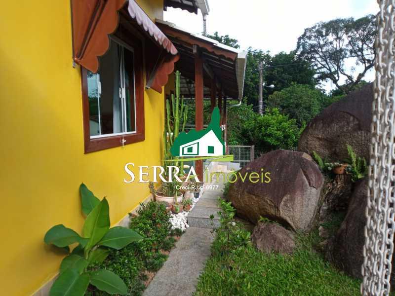 SERRA IMÓVEIS - Casa em Condomínio 3 quartos à venda Limoeiro, Guapimirim - R$ 610.000 - SICN30034 - 7