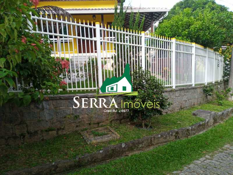 SERRA IMÓVEIS - Casa em Condomínio 3 quartos à venda Limoeiro, Guapimirim - R$ 610.000 - SICN30034 - 3