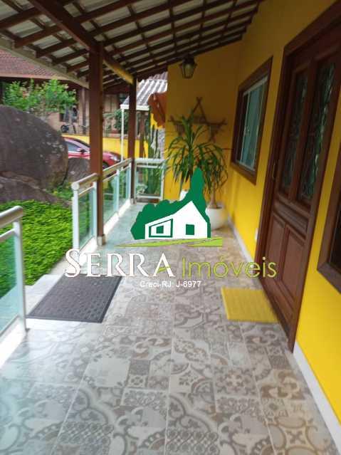 SERRA IMÓVEIS - Casa em Condomínio 3 quartos à venda Limoeiro, Guapimirim - R$ 610.000 - SICN30034 - 8