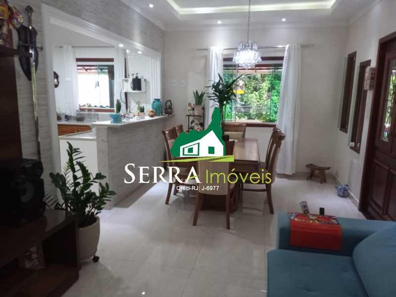 SERRA IMÓVEIS - Casa em Condomínio 3 quartos à venda Limoeiro, Guapimirim - R$ 610.000 - SICN30034 - 13
