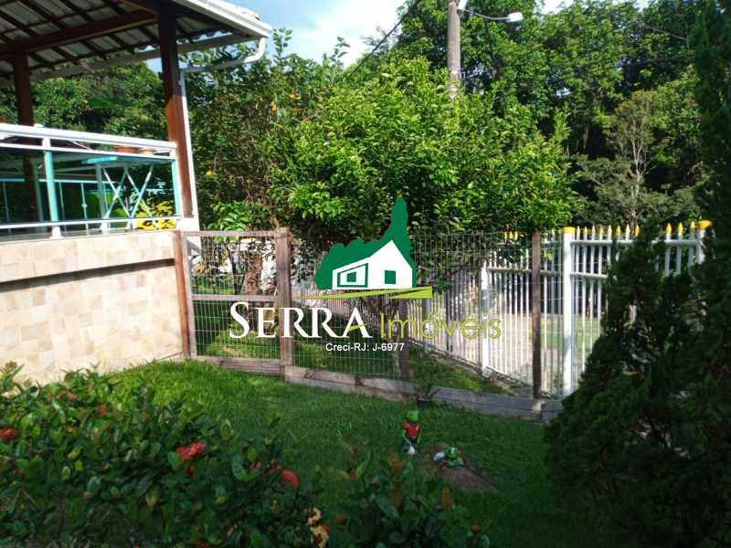 SERRA IMÓVEIS - Casa em Condomínio 3 quartos à venda Limoeiro, Guapimirim - R$ 610.000 - SICN30034 - 24