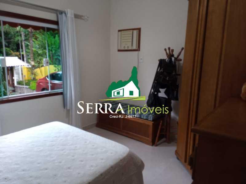 SERRA IMÓVEIS - Casa em Condomínio 3 quartos à venda Limoeiro, Guapimirim - R$ 610.000 - SICN30034 - 17