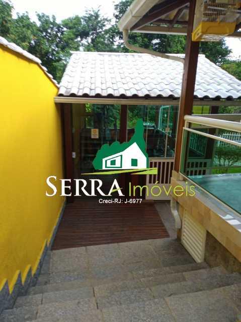 SERRA IMÓVEIS - Casa em Condomínio 3 quartos à venda Limoeiro, Guapimirim - R$ 610.000 - SICN30034 - 25