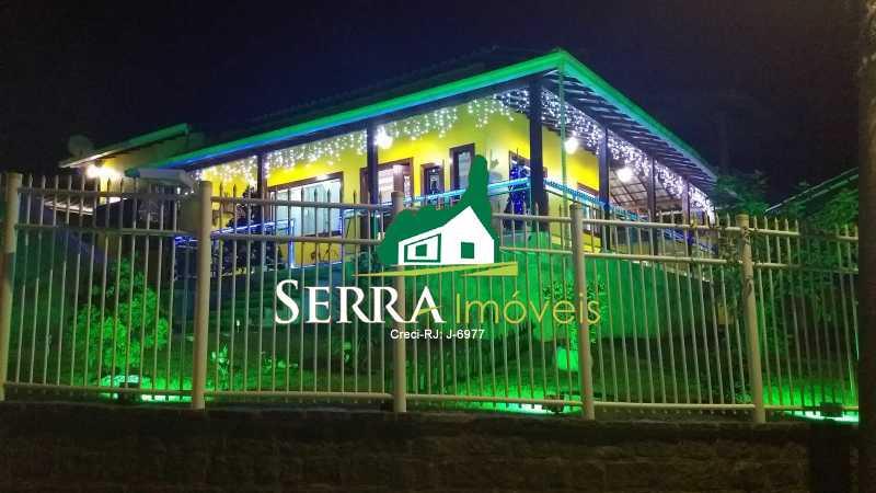 SERRA IMÓVEIS - Casa em Condomínio 3 quartos à venda Limoeiro, Guapimirim - R$ 610.000 - SICN30034 - 4