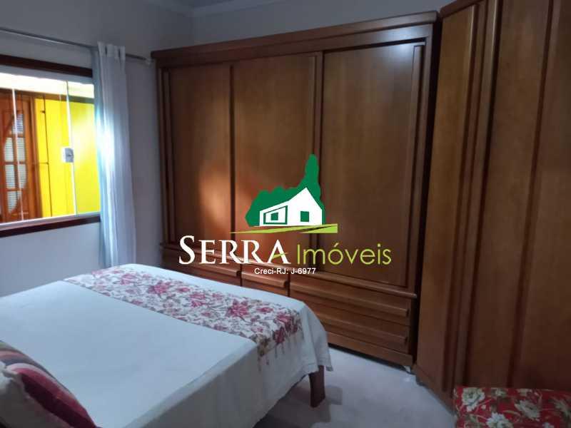 SERRA IMÓVEIS - Casa em Condomínio 3 quartos à venda Limoeiro, Guapimirim - R$ 610.000 - SICN30034 - 19
