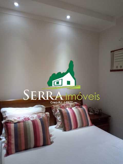 SERRA IMÓVEIS - Casa em Condomínio 3 quartos à venda Limoeiro, Guapimirim - R$ 610.000 - SICN30034 - 20