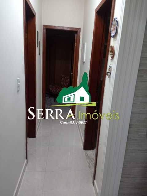 SERRA IMÓVEIS - Casa em Condomínio 3 quartos à venda Limoeiro, Guapimirim - R$ 610.000 - SICN30034 - 16