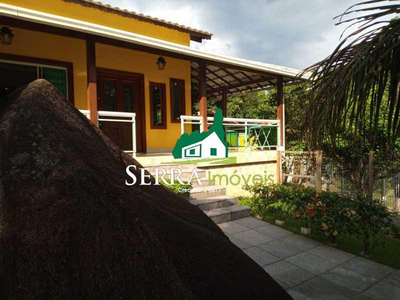SERRA IMÓVEIS - Casa em Condomínio 3 quartos à venda Limoeiro, Guapimirim - R$ 610.000 - SICN30034 - 9