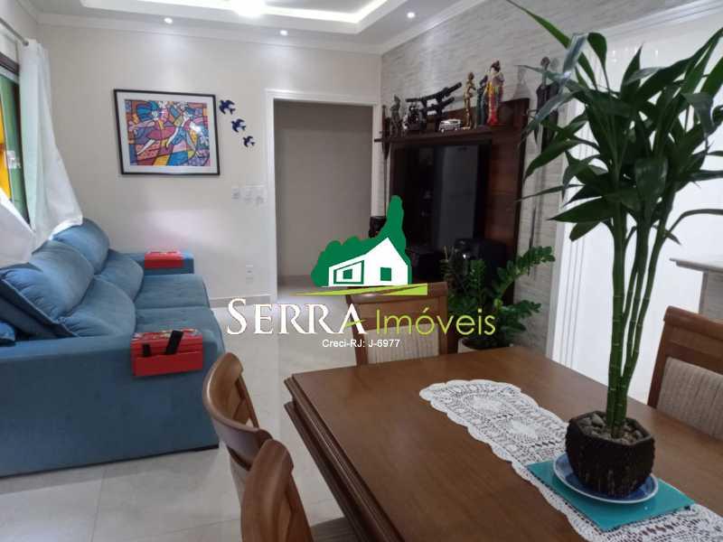 SERRA IMÓVEIS - Casa em Condomínio 3 quartos à venda Limoeiro, Guapimirim - R$ 610.000 - SICN30034 - 12