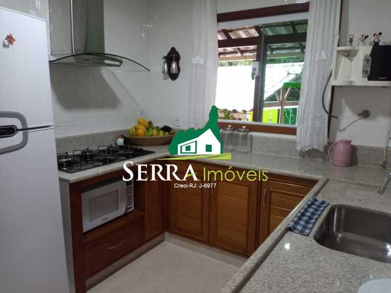 SERRA IMÓVEIS - Casa em Condomínio 3 quartos à venda Limoeiro, Guapimirim - R$ 610.000 - SICN30034 - 15