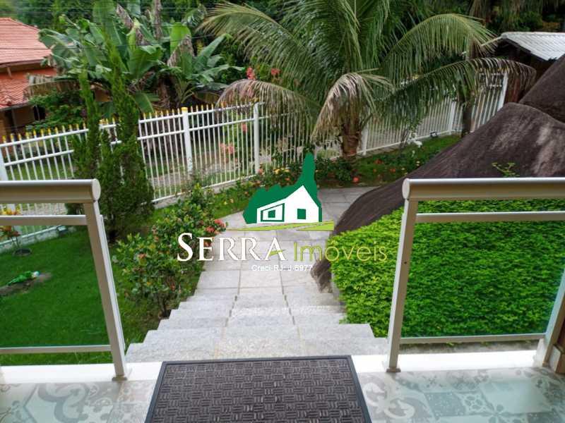 SERRA IMÓVEIS - Casa em Condomínio 3 quartos à venda Limoeiro, Guapimirim - R$ 610.000 - SICN30034 - 23