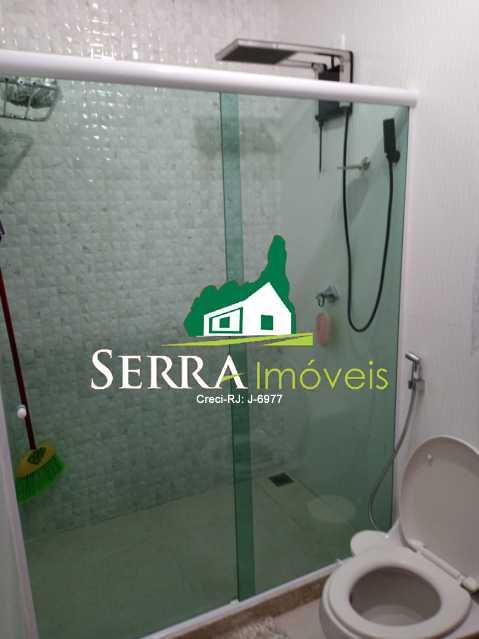 SERRA IMÓVEIS - Casa em Condomínio 3 quartos à venda Limoeiro, Guapimirim - R$ 610.000 - SICN30034 - 21