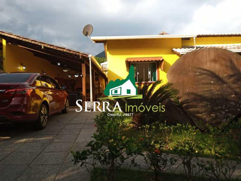 SERRA IMÓVEIS - Casa em Condomínio 3 quartos à venda Limoeiro, Guapimirim - R$ 610.000 - SICN30034 - 11
