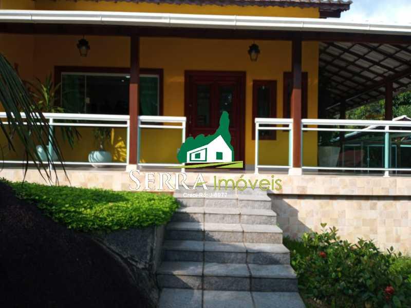 SERRA IMÓVEIS - Casa em Condomínio 3 quartos à venda Limoeiro, Guapimirim - R$ 610.000 - SICN30034 - 10