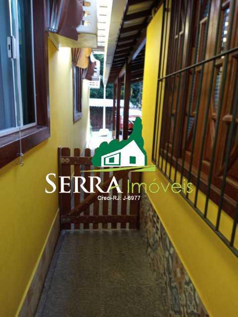 SERRA IMÓVEIS - Casa em Condomínio 3 quartos à venda Limoeiro, Guapimirim - R$ 610.000 - SICN30034 - 27