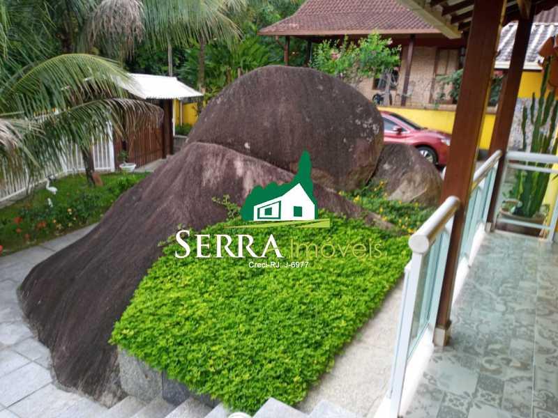 SERRA IMÓVEIS - Casa em Condomínio 3 quartos à venda Limoeiro, Guapimirim - R$ 610.000 - SICN30034 - 31