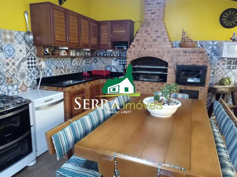 SERRA IMÓVEIS - Casa em Condomínio 3 quartos à venda Limoeiro, Guapimirim - R$ 610.000 - SICN30034 - 28