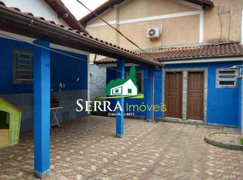 SERRA IMÓVEIS - Casa em Condomínio 3 quartos à venda Limoeiro, Guapimirim - R$ 420.000 - SICN30035 - 13