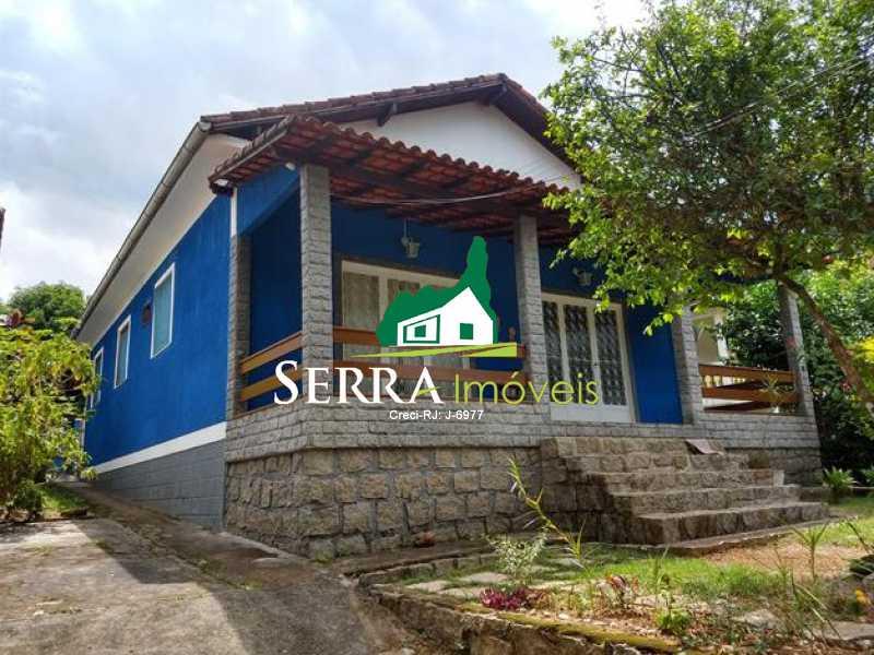 SERRA IMÓVEIS - Casa em Condomínio 3 quartos à venda Limoeiro, Guapimirim - R$ 420.000 - SICN30035 - 1