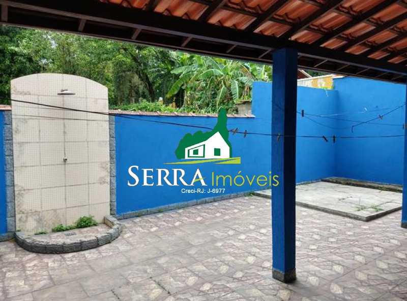 SERRA IMÓVEIS - Casa em Condomínio 3 quartos à venda Limoeiro, Guapimirim - R$ 420.000 - SICN30035 - 17