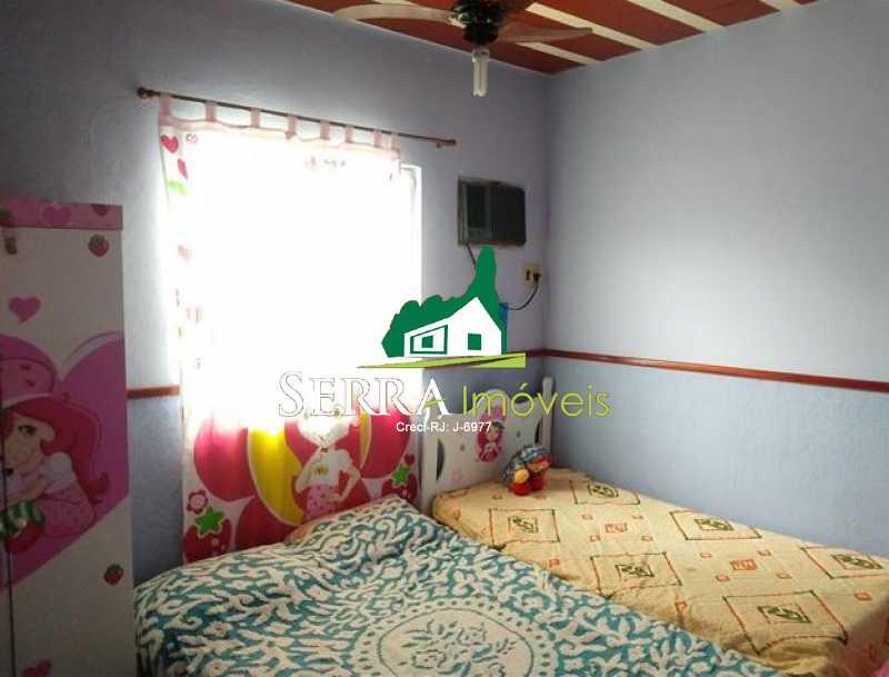 SERRA IMÓVEIS - Casa em Condomínio 3 quartos à venda Limoeiro, Guapimirim - R$ 420.000 - SICN30035 - 10
