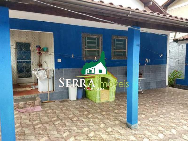 SERRA IMÓVEIS - Casa em Condomínio 3 quartos à venda Limoeiro, Guapimirim - R$ 420.000 - SICN30035 - 18
