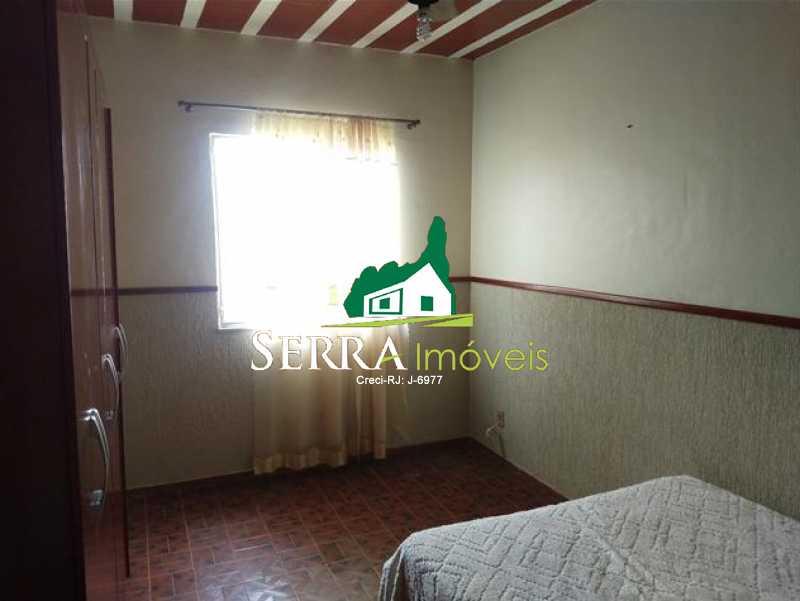 SERRA IMÓVEIS - Casa em Condomínio 3 quartos à venda Limoeiro, Guapimirim - R$ 420.000 - SICN30035 - 11