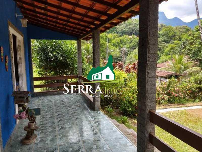 SERRA IMÓVEIS - Casa em Condomínio 3 quartos à venda Limoeiro, Guapimirim - R$ 420.000 - SICN30035 - 6