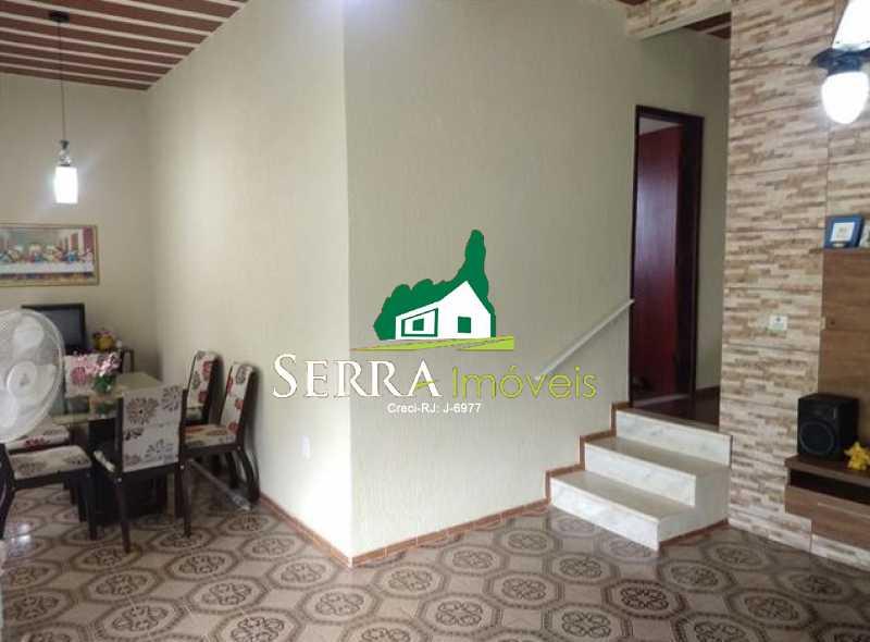 SERRA IMÓVEIS - Casa em Condomínio 3 quartos à venda Limoeiro, Guapimirim - R$ 420.000 - SICN30035 - 9