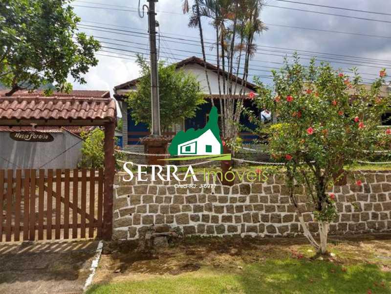 SERRA IMÓVEIS - Casa em Condomínio 3 quartos à venda Limoeiro, Guapimirim - R$ 420.000 - SICN30035 - 5