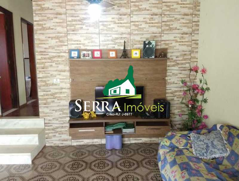 SERRA IMÓVEIS - Casa em Condomínio 3 quartos à venda Limoeiro, Guapimirim - R$ 420.000 - SICN30035 - 8