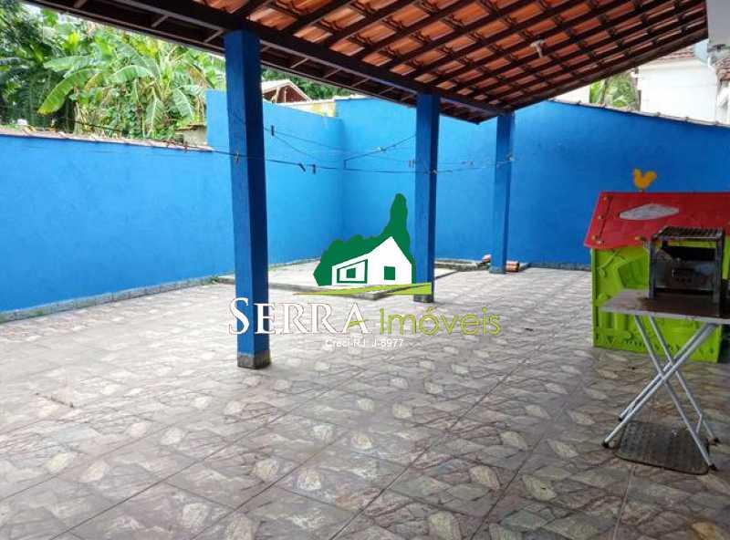 SERRA IMÓVEIS - Casa em Condomínio 3 quartos à venda Limoeiro, Guapimirim - R$ 420.000 - SICN30035 - 19