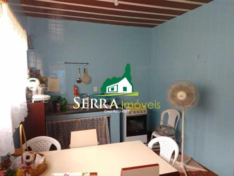 SERRA IMÓVEIS - Casa em Condomínio 3 quartos à venda Limoeiro, Guapimirim - R$ 420.000 - SICN30035 - 16