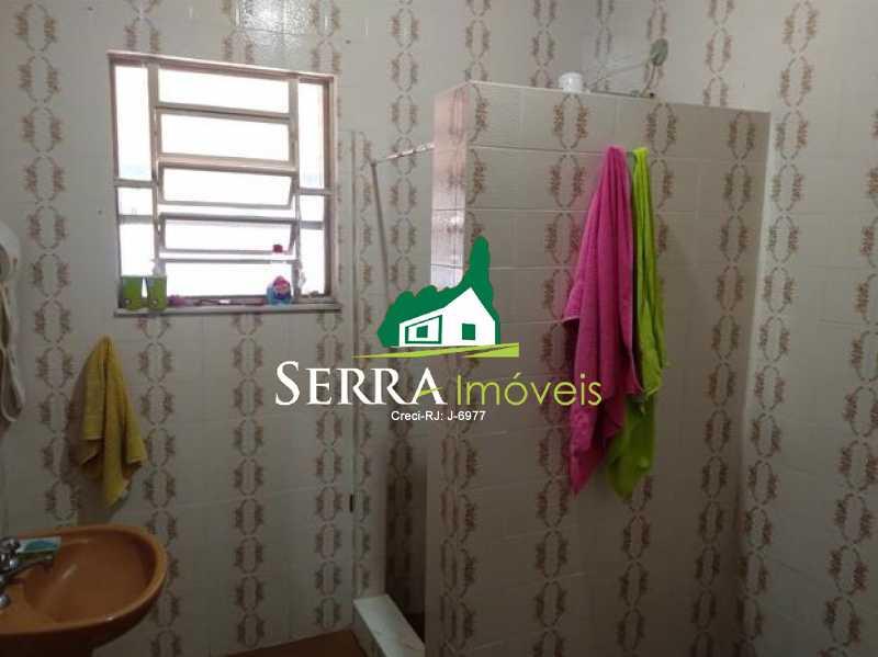 SERRA IMÓVEIS - Casa em Condomínio 3 quartos à venda Limoeiro, Guapimirim - R$ 420.000 - SICN30035 - 15